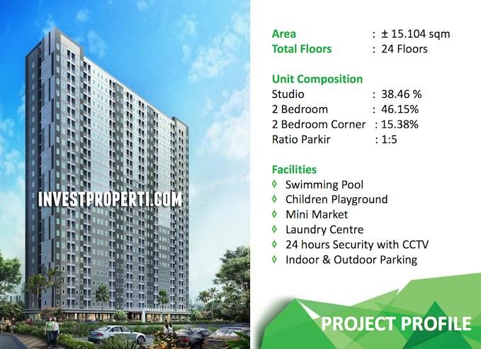 Project Apartemen Emeraldn Bintaro