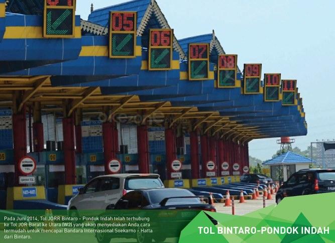 Tol Bintaro-Pondok Indah