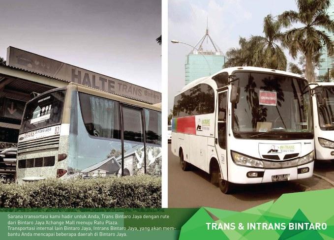 Trans & Intrans Bintaro