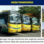Moda Transportasi Citra Maja Raya