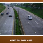 Akses Tol JORR-BSD