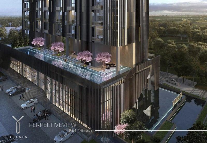 Yukata Apartment Alam Sutera