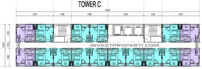Tower C Floor Plan