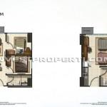Tipe Unit Apartemen Summarecon Bekasi