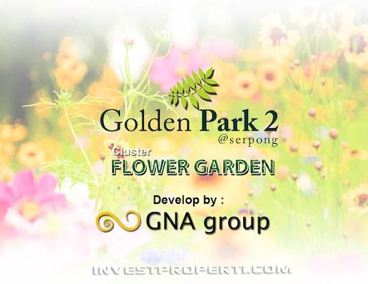 Brochure Golden Park 2 Serpong