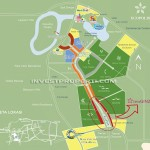 Peta Lokasi Ruko Little Ginza CitraRaya