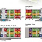 Floor Plan Premier Residence 88