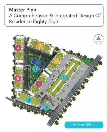 Residence 88 Balaraja Master Plan