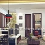 Royal Residence 88 Balaraja Interior Design 2 BR