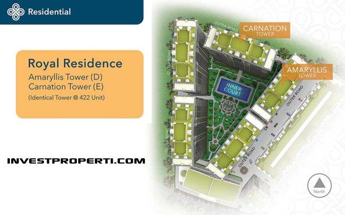 Royal Residence 88 Balaraja Master Plan