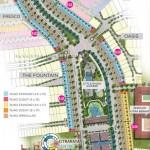 Site Plan Lokasi Ruko Little Ginza CitraRaya