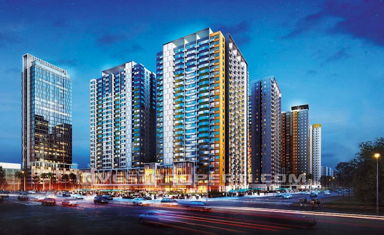 Apartemen SpringLake View Bekasi