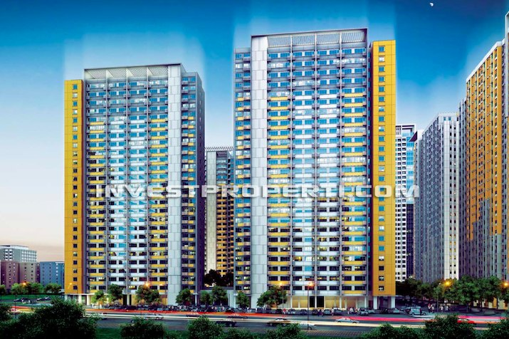 The SpringLake View Apartment Summarecon Bekasi