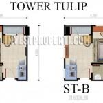 Tipe Studio Tower Tulip
