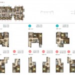 Floor Plan Antasari Heights Apartment