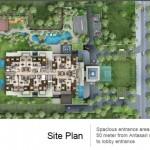 Site Plan Antasari Heights Apartment Jakarta Selatan