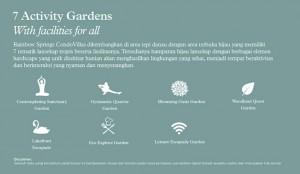 CondoVillas Rainbow Springs Serpong Garden