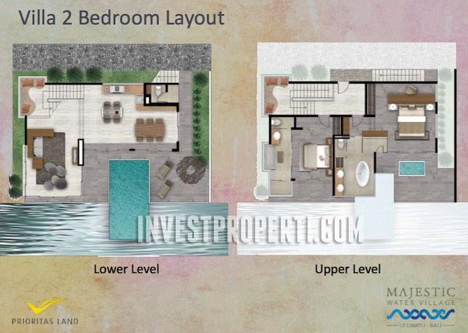 2 Bedroom Type