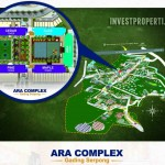 Ara Complex Gading Serpong Map Location