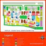 Site Plan Cluster Yarra JGC