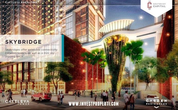 Southeast Capital Jakarta Apartment