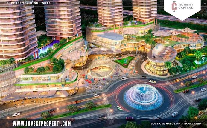 Southeast Capital Jakarta Mall