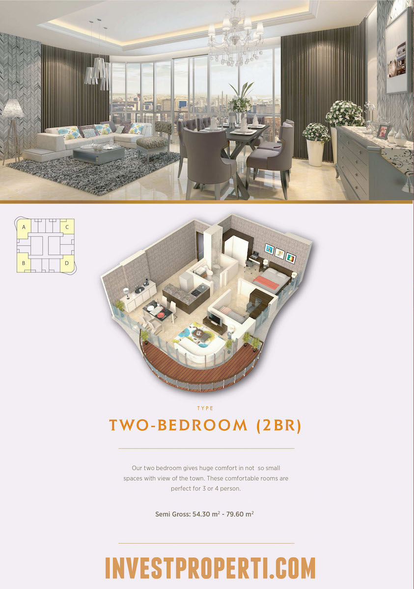 2BR Type