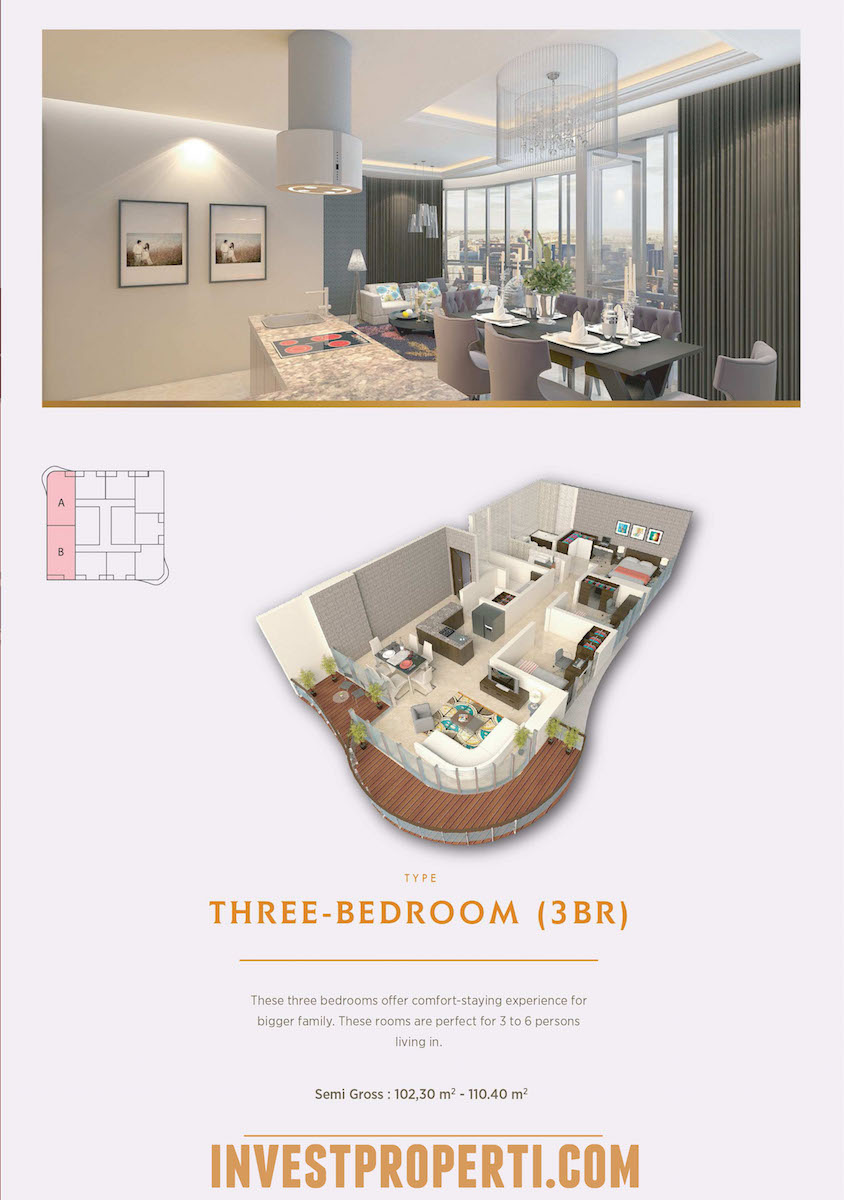 3BR Type
