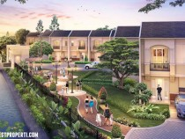 Cluster Rumah Baru Sevilla Park BSD City