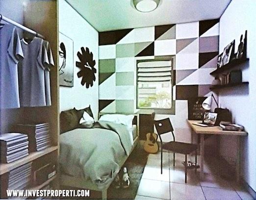 Contoh Interior Design Rumah Anartha Vanya Park