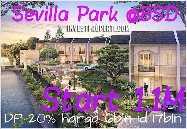 Sevilla Park BSD City