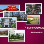Surrounding Sevilla Park BSD City