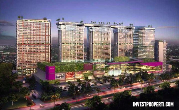Saffron Sentul City Apartment