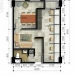 Office 48 m2