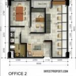 Office 64 m2