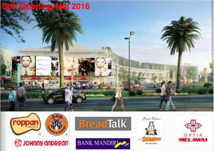 CitraRaya Ciputra Mall