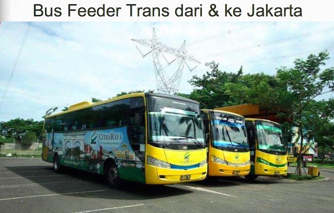 Bus Feeder Citra Raya