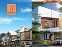 New Malibu Village Paramount Serpong