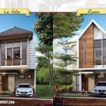 Rumah New Malibu Village L6