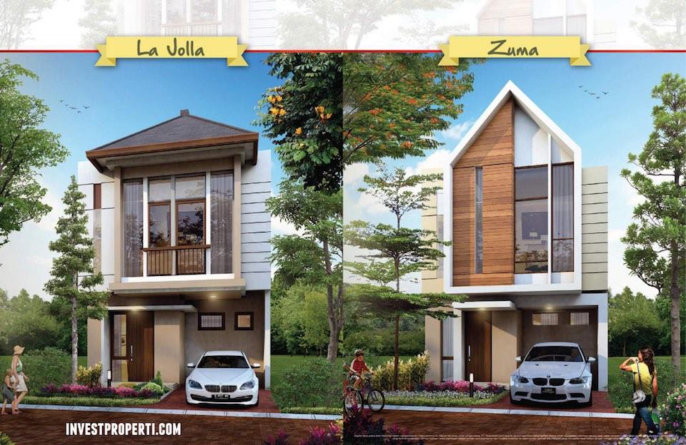 Rumah New Malibu Village L6
