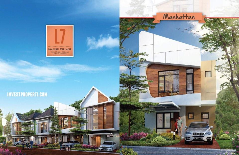 Tipe Rumah L7 New Malibu Village