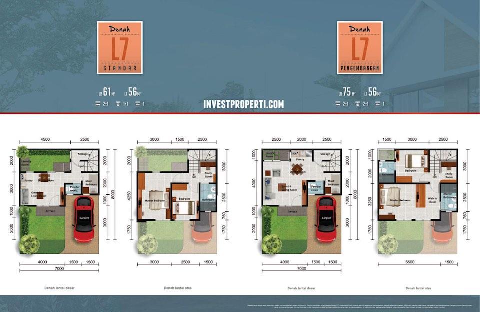 Pilihan Rumah New Malibu Village L7