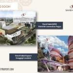 Sahid Hotel Yogja and Lombok