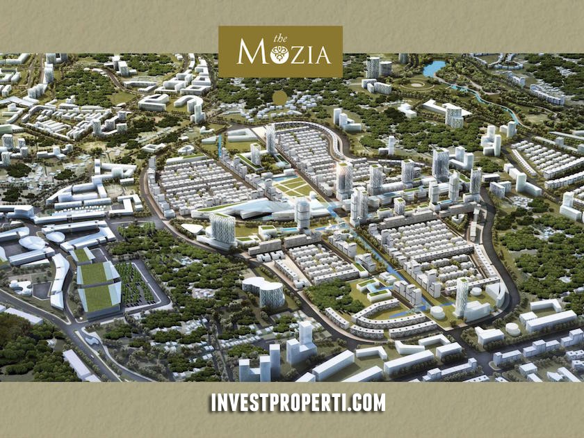 The Mozia BSD City