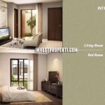 Design Interior Rumah Cluster Amarine BSD