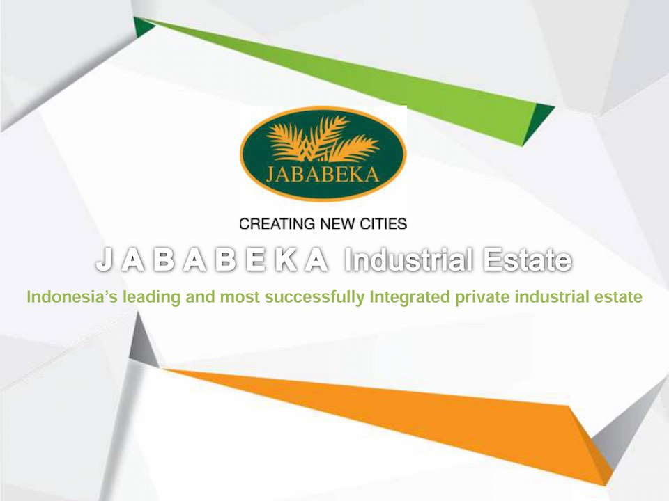 Jababeka Industrial Estate
