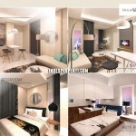 Contoh Interior Prajawangsa City Apartment