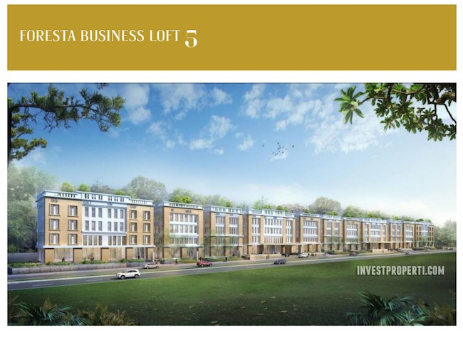 Foesta Business Loft 5 BSD