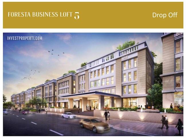 Foresta Business Loft BSD City