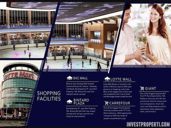 Shopping Facilities
